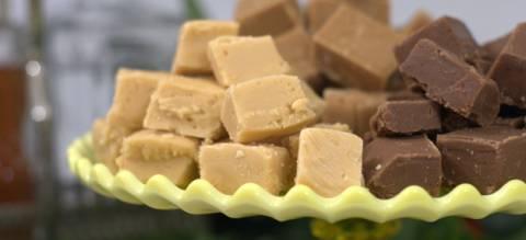 Рецепт Фадж. Сладкое лакомство, домашние конфеты