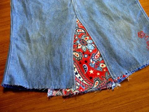 Как из старых джинсов сделать новую юбку s44263152 юбки шитье джинсы брюки