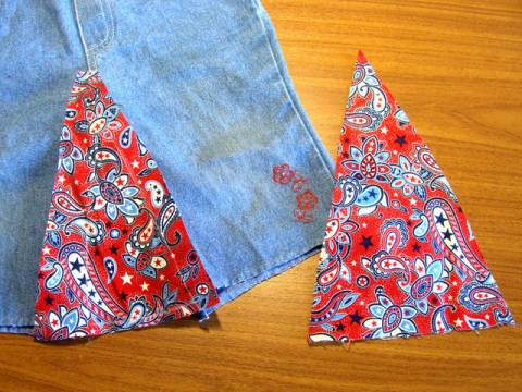 Как из старых джинсов сделать новую юбку s68282432 юбки шитье джинсы брюки